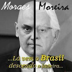 E o meme mais bacana do dia vai para a dupla Moraes Moreira Uma foto publicada por Conceição Oliveira (@maria_fro) em Fev 8, 2017 às 3:34 PST
