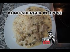 Königsberger Kloppse - Rezept