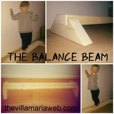 The Balance Beam from The Villa Maria Web1
