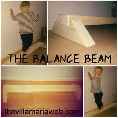 The Balance Beam from The Villa Maria Web1