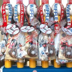 Whiffle Ball Party Favors