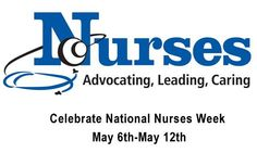 Thanks Nurses for dedicating your time and effort to serving our communities!