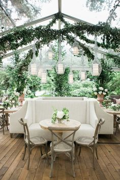New Garden Wedding Tent Outdoor Ideas - Home Decoration Wedding Reception Seating, Tent Wedding, Mod Wedding, Wedding Reception Decorations, Wedding Venues, Wedding Bows, Dream Wedding, Wedding Lounge, Indoor Garden Wedding Reception