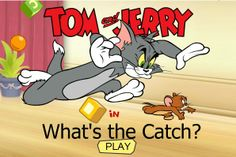 Tom And Jerry Whats The Catch game online