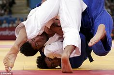 Rough and tumble - getting ready for Rio 2016