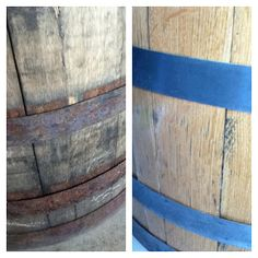 How to refinish a whiskey barrel
