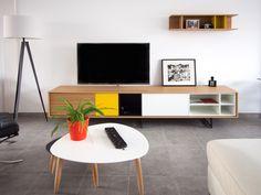 Mueble de televisión Aura de Treku. http://www.muebleslluesma.com/580-treku