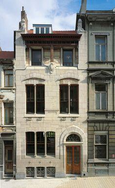 Maison Autrique - Victor Horta - Bruxelles - 1893