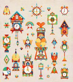 Clocks - Matt Lyon