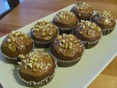 Świat z piernika: Blyskawiczne muffinki czekoladowe
