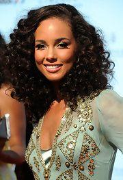 Alicia Keys Medium Curls