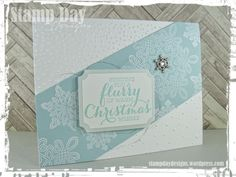 Christmas Flurry (1) by samson1023 - Cards and Paper Crafts at Splitcoaststampers
