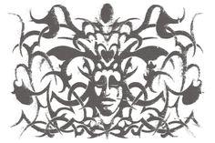 Girl Face Tattoo, Art Folder, Dark Fantasy Art, Pretty Art, Tribal Art, Art Inspo, Line Art, Printmaking, Art Reference