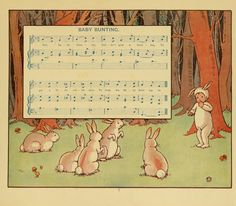 The Most Popular Mother Goose Songs, 1915