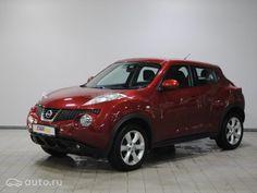 Купить Nissan Juke I с пробегом в Нижнем Новгороде: 2012 года, цена 639 000 рублей — Авто.ру