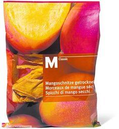 M-Classic Mangoschnitze #Mango #Trockenfrüchte
