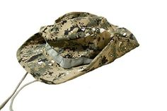8ee693de7640d Tekma Sport Boonie Style Sun Hat for Fishing and Hiking With Snap Brim -  Great Sun Protection    Check out the image by visiting the link.