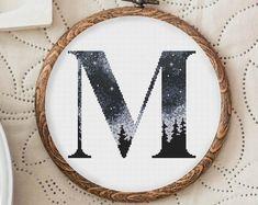 Cross Stitch Embroidery, Cross Stitches, Modern Cross Stitch Patterns, Scandinavian Modern, Hobbies And Crafts, Symbols, Colours, Etsy, Knitting