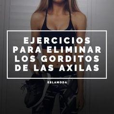 Ejercicios para que te deshagas de esos gorditos en las axilas Fitness Exercise - Şifalı Kür Tarifleri - Mücize Kür Tarifi Yoga Fitness, Fitness Tips, Fitness Motivation, Health Fitness, Fitness Plan, Estilo Fitness, Pilates Video, My Gym, Workout Challenge