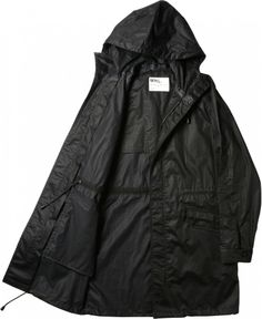 MARGARET HOWELL - MHL LONG PARKA - OUTERWEAR - WOMEN