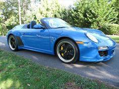2011 Porsche 911 Speedster ( Good condition) Exterior color- Blue Contact via email- damianwallace@live.com http://www.dubaionlineclassifieds.com/ShowAd.aspx?id=15710