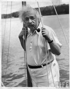 Albert Einstein~ I really picked his brain! Amazing!