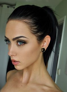 girl with stretched ears - Google-søgning