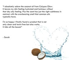 Coconut Oil the magic elixir :)