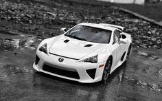 hd lexus lfa wallpapers
