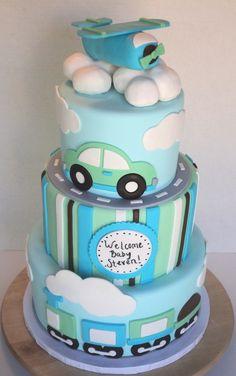- Celebration Cakes