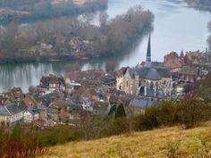Les Andelys, Normandy,France