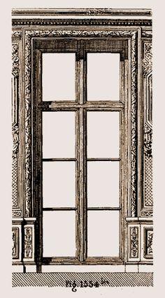 Spectacular Fen tre rectangulaire avec crois e imposte h tel Lambert Paris