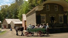 PHOTO: Farmers Museum, Cooperstown.