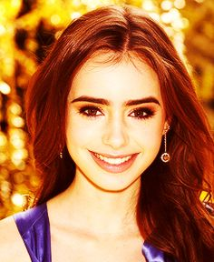 Lily Collins #lilycollins #flawless