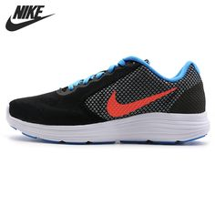74.68$  Buy here - http://ali44p.worldwells.pw/go.php?t=32730976713 - Original New Arrival  NIKE REVOLUTION 3 Women's  Running Shoes Sneakers