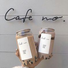 Aesthetic Coffee, Aesthetic Food, Beige Aesthetic, Aesthetic Clothes, Cafe Food, Mocca, Milk Tea, Coffee Milk, Coffee Beans
