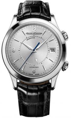 I want!!!!!  Jaeger LeCoultre Master Memovox Mechanical Alarm 141.84.30