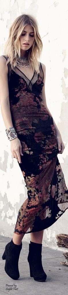 Boho Chic • •≫∙∙☮ Bohème Babe ☮∙∙≪• ❤️ Babz ✿ιиѕριяαтισи❀ #abbigliamento #bohojewelry #bohosoul
