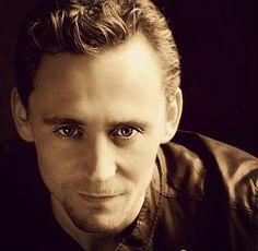 The very sexy Tom Hiddleston