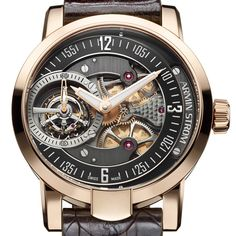 ARMIN STROM Tourbillon Royal Flush NO BLUFFING—ARMIN STROM PLAYS A WINNING HAND