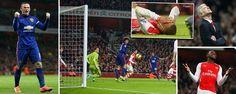 Manchester United Oo Markii 1-aad Garoon Kale Ku Badisay Intii uu Van Gaal Haystay