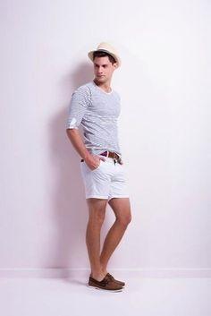 MICHAEL COAL Luxury Fashion Mens Pants Spring White