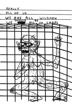 David Shrigley, one of my very favorites.