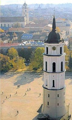 Vilnius, LITHUANIA.  There is so much to see just from these pictures