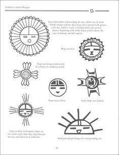 Native American Gallery: Native American Indian Symbols ID-004