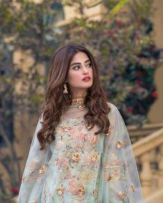 Image may contain: 1 person, standing and outdoor Pakistani Fancy Dresses, Pakistani Models, Pakistani Actress, Pakistani Bridal, Indian Dresses, Mehndi Outfit, Stylish Girl Images, Stylish Girl Pic, Girl Photo Poses