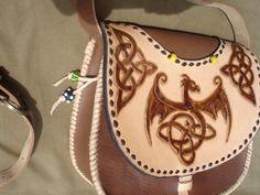 handbag- celtic motive
