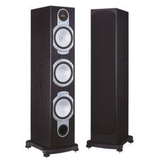 The Monitor Audio RS6 is a svelte floor-stander, equally at home in a multi-channel home theatre system as well as a 2 channel hi-fi system. Its dynamic expression, natural voicing, and taut bass power will deliver outstanding levels of refinement and resolution.