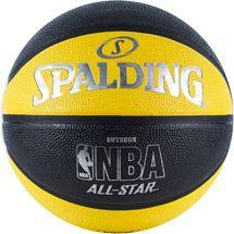Walmart: Spalding NBA All Star Basketball, Yellow/Black