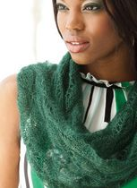 Early Fall 2013 Fashion Preview from Vogue Knitting. Love this scarf!